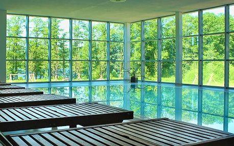 2 až 4denní wellness pobyt s polopenzí pro 2 v hotelu Orsino na břehu Lipna