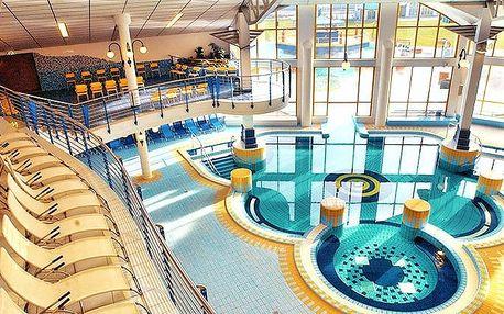 3–6denní wellness pobyt s polopenzí pro 2 v hotelu Viktória***+ v Maďarsku