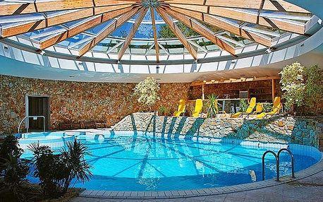 3 nebo 4denní wellness pobyt pro 2 s bazénem, masáží a saunou v hotelu Flóra na Slovensku