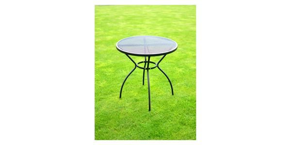 Zahradní kovový stůl ZWMT-062