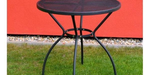 Zahradní kovový stůl ZWMT-063