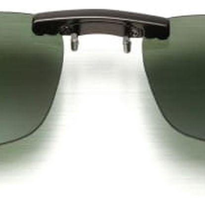 Polarizační klip na brýle s UVA a UVB filtrem - 5 barev