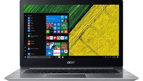 Notebook Acer Swift 3 (SF314-52-39YU) (NX.GNUEC.004) stříbrný