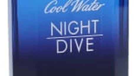 Davidoff Cool Water Night Dive 125 ml toaletní voda pro muže