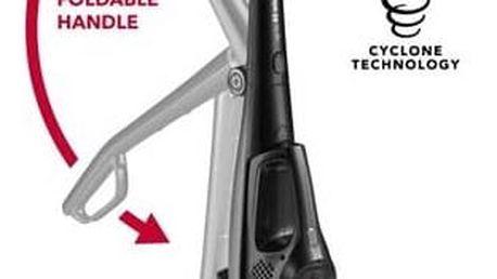 Vysavač tyčový Concept Perfect Clean VP4120 černý + Doprava zdarma