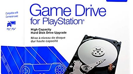 Seagate PS4 2TB HDD upgrade kit - STBD2000103