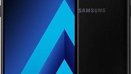 Samsung Galaxy A3 2017, černá - SM-A320FZKNETL