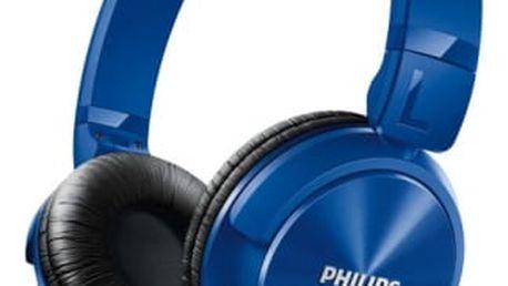 Sluchátka Philips SHL3060BL (SHL3060BL) modrá
