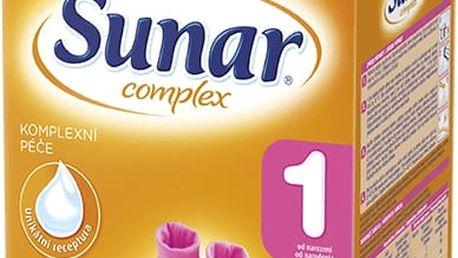SUNAR Complex 1 (600g) - kojenecké mléko