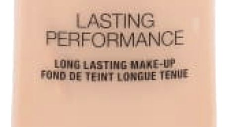 Max Factor Lasting Performance 35 ml makeup pro ženy 105 Soft Beige