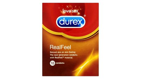 DUREX Real Feel 18ks