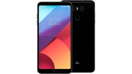 LG G6 - 32GB, černá