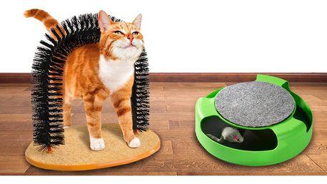 Vychytávky pro vaše kočičí miláčky
