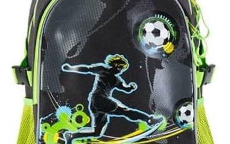 Batoh školní Baagl Fotbal