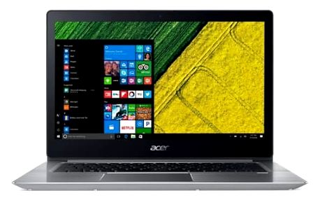 Notebook Acer Swift 3 (SF314-52-39YU) (NX.GNUEC.004) stříbrný