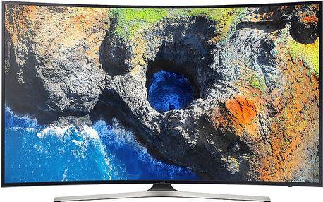 Samsung UE55MU6272 - 138cm - UE55MU6272UXXH + Flashdisk A-data 16GB v ceně 200 kč