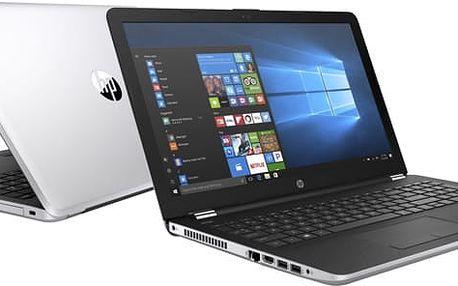 HP 15 (15-bw019nc), stříbrná - 1TU84EA