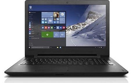 Notebook Lenovo 110-15IBR (80T70054CK) černý
