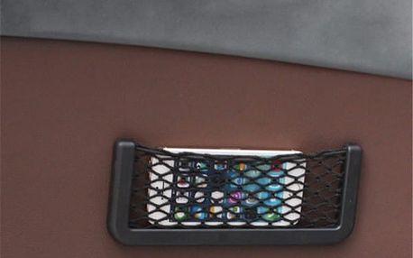 Úložná síťová kapsa do auta