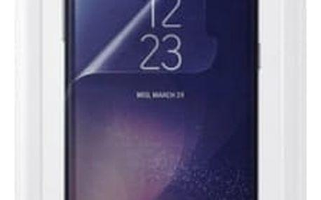 Ochranná fólie Samsung pro Galaxy S8 (ET-FG950CTEGWW) průhledná