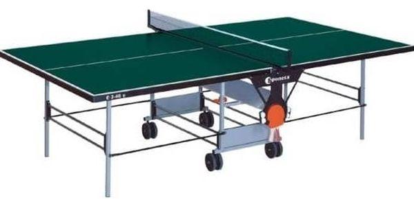 Stůl na stolní tenis Sponeta S3-46e + Doprava zdarma