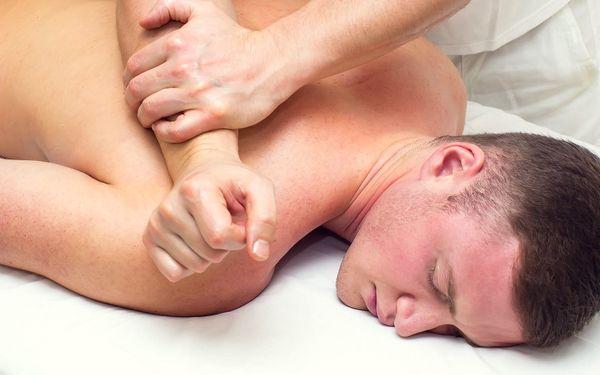 Výběr ze 3 druhů zdravotních masáží těla i nohou