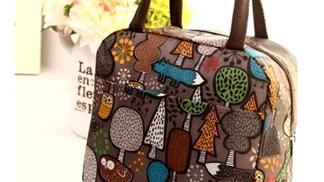 Velká kosmetická taška - 6 designů