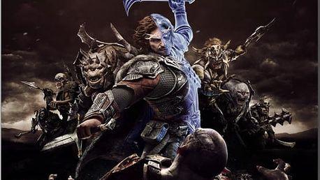 Middle-Earth: Shadow of War (PC) - PC + Prsten The One Ring + Otvírák Elfské kovářské kladivo