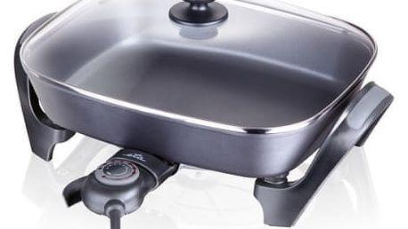 Pečicí pánev ETA Piesta 2160 90000 černá/sklo