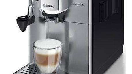 Espresso Saeco Incanto HD8914/09 černý/šedý + Doprava zdarma