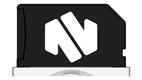 "Nifty MiniDrive, silver - Retina 13"" - MD5-RP-R13SR0G"