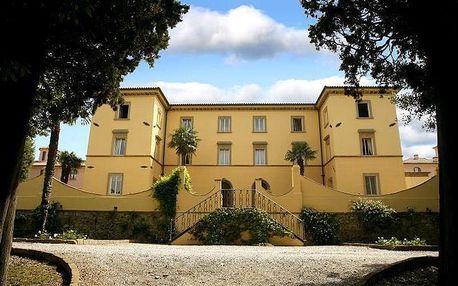 Itálie - Toskánsko na 8 dní, snídaně s dopravou vlastní