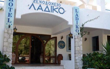 Řecko - Rhodos na 8 dní, snídaně s dopravou letecky z Prahy