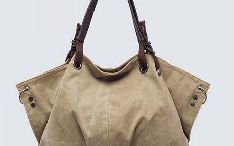Velká dámská kabelka - 7 barev