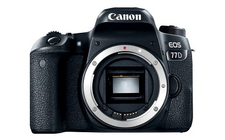 Canon EOS 77D + 18-135mm IS USM - 1892C004