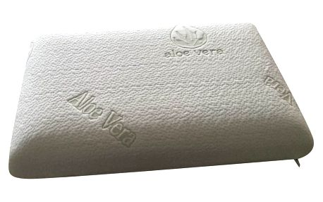 VISCOPUR Anatomický polštář VISCOPUR® MEMO-GEL Aloe neprofilovaný 40x60cm
