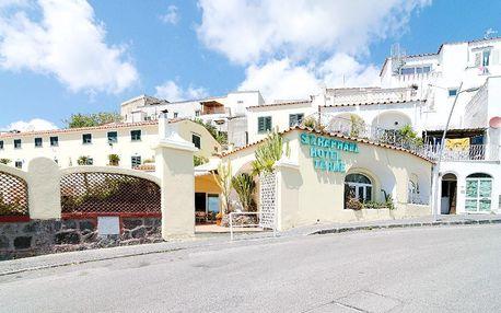 Itálie - Ischia na 8 dní, polopenze nebo snídaně s dopravou vlastní
