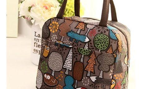 Termo přenosná pikniková taška