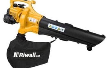RIWALL PRO RPBV 31 benzínový vysavač/foukač
