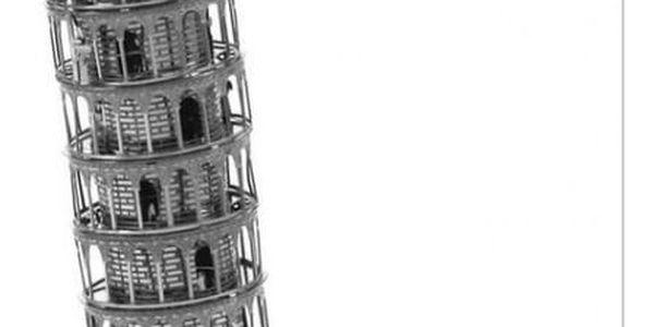 Kovové 3D puzzle