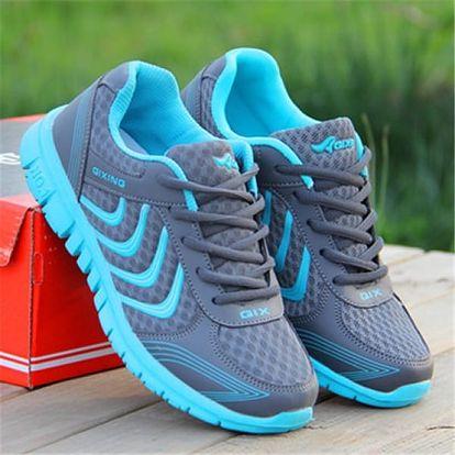 Dámské sportovní botasky - 6 barev