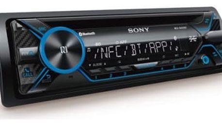 Autorádio Sony MEX-N4200BT černé