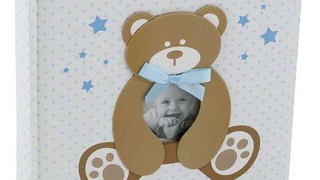 KARPEX Exkluzivní dětské fotoalbum 10x15/200 foto SWEETY, Modré