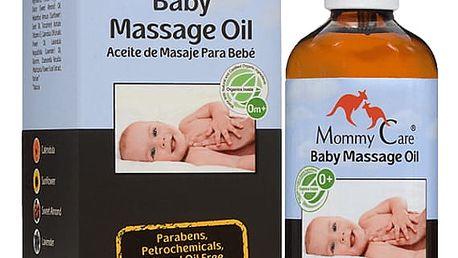 MOMMY CARE Baby Massage Oil - Dětský masážní olejíček 100 ml