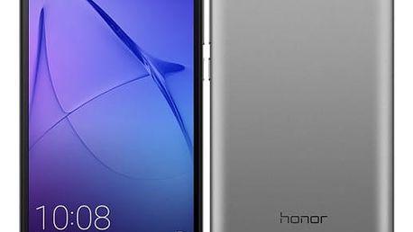 Mobilní telefon Honor 6A Dual SIM (51091UFV) šedý