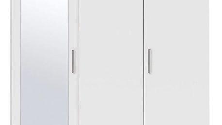 Skříň rasant, 127/188/52 cm