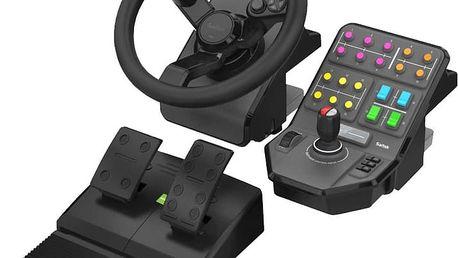 Logitech G Saitek Farm Sim Controller - 945-000007