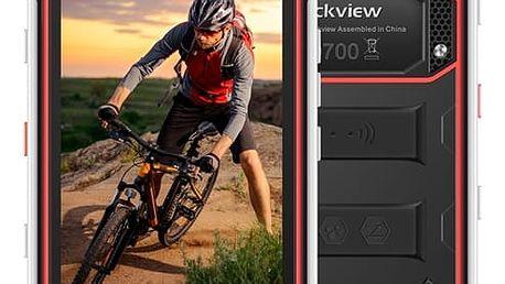 Mobilní telefon iGET GBV6000s (84000414) černý/červený + DOPRAVA ZDARMA