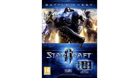 StarCraft II Battlechest 2.0 (PC) - PC
