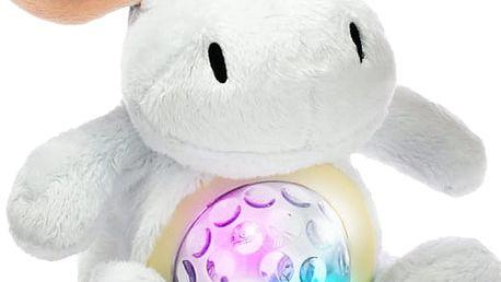 MIKRO TRADING Starlight pets zvířátko plyšové-kráva/lampička